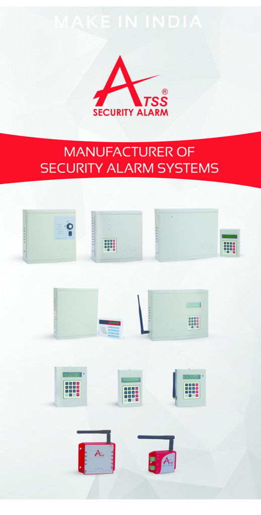 ATSS Security Alarm Systems Manufacturer-Make in India