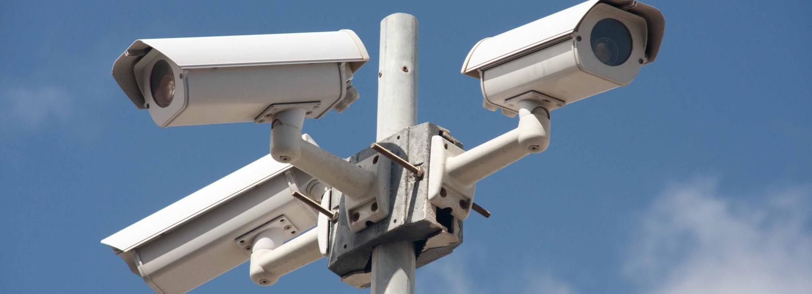 CCTV Video Surveillance Chennai India.