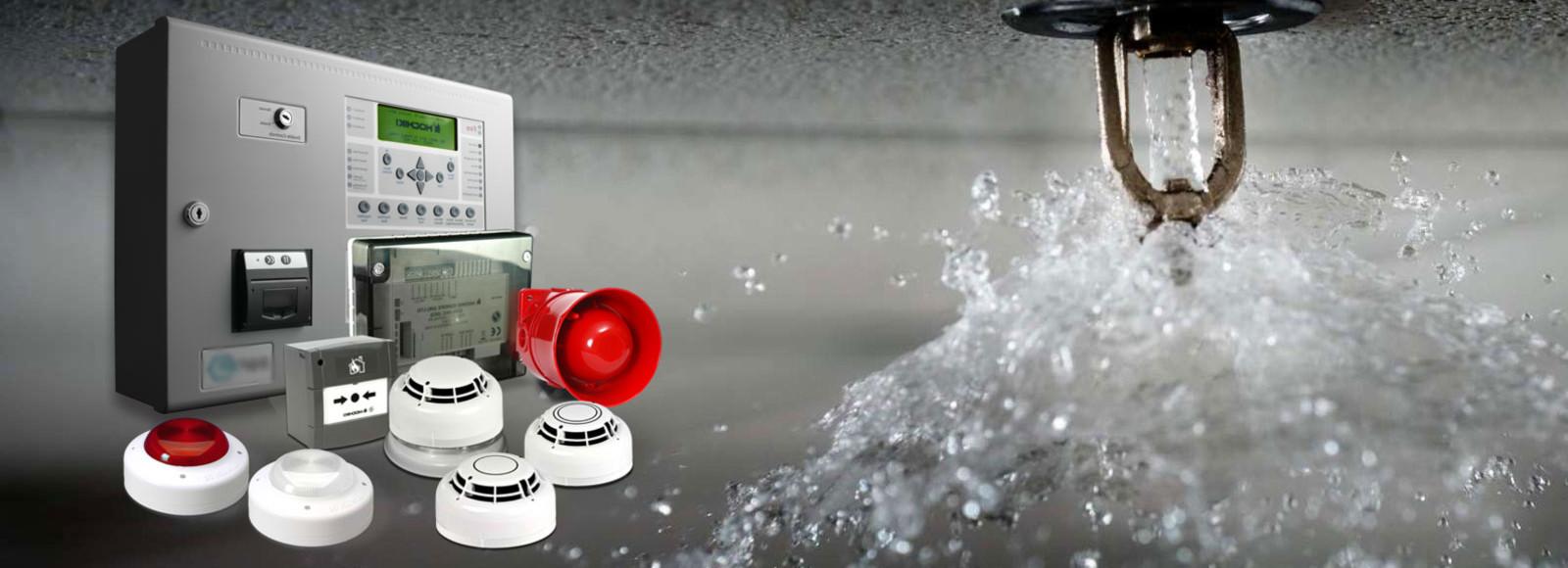 Fire Alarm Systems Chennai India